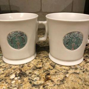 Starbucks Siren Mugs